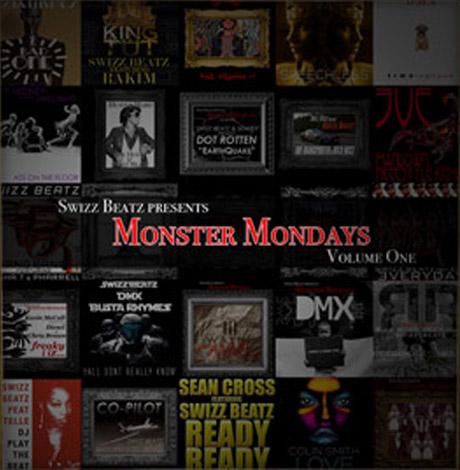 Swizz Beatz 'Monster Mondays Vol. 1' mixtape