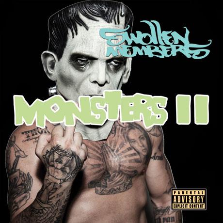 Swollen Members 'Monsters II' (album stream)