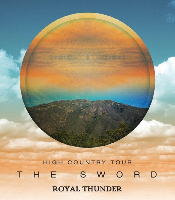 The Sword and Royal Thunder Team Up for Spring North American Tour