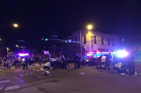 Two Dead, 23 Injured After Driver Crashes Into Crowd at SXSW