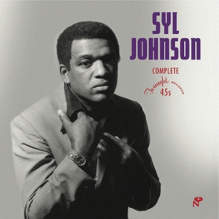 The Numero Group Continue Celebrating Syl Johnson with 'The Complete Twinight Singles' Compilation