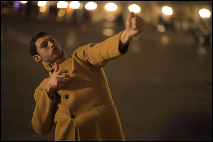 NYFF Review: 'Synonyms' Explores a Stranger's Life in Paris Directed by Nadav Lapid