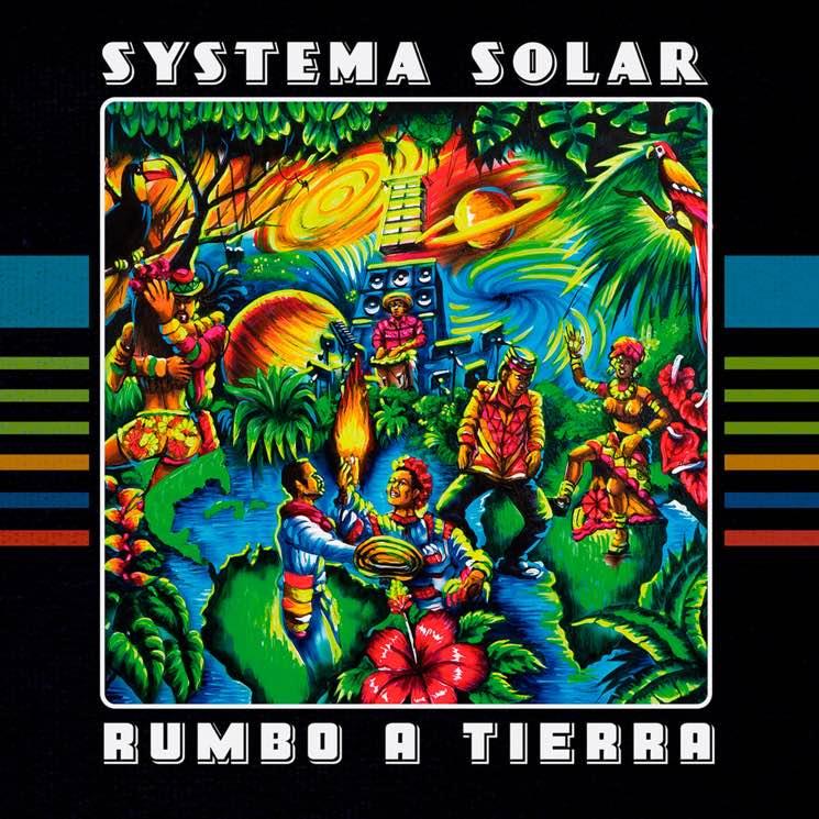 Systema Solar Rumbo a Tierra