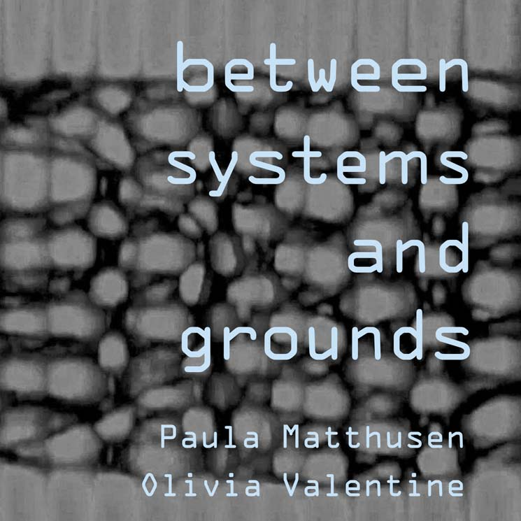 Paula Matthusen and Olivia Valentine Between Systems and Grounds