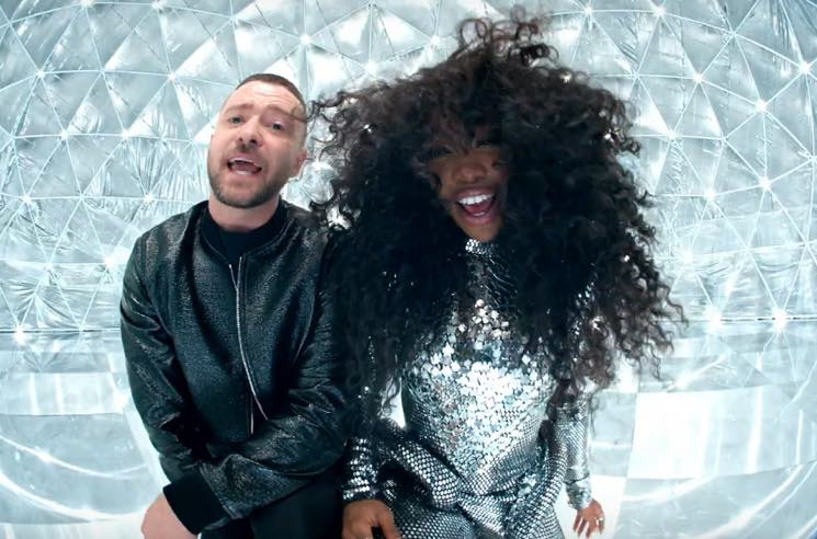 SZA and Justin Timberlake Unite for 'The Other Side'