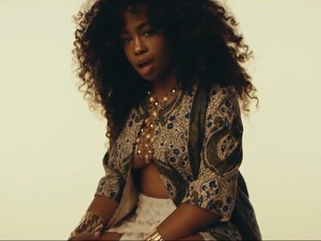 "SZA ""Julia/(Tender)"" (video)"