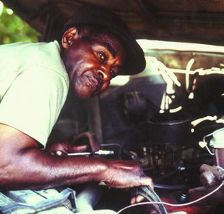R.I.P. Bluesman T-Model Ford