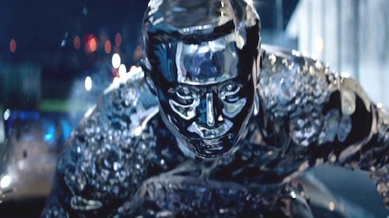 Uh Oh: Scientists Figured Out the Liquid Metal Technology Required to Make a T-1000 from 'Terminator'