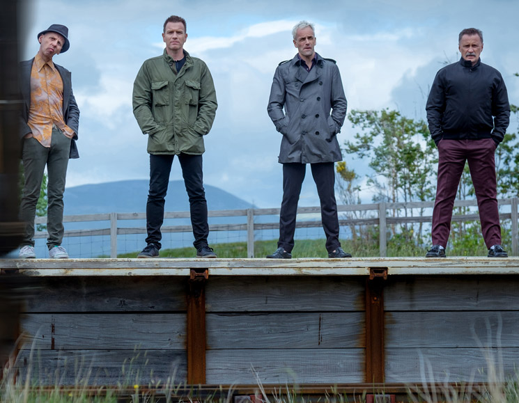 T2 Trainspotting Directed by Danny Boyle