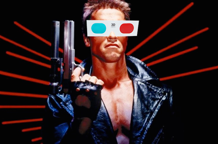 'Terminator 2: Judgement Day' Getting 3D Theatrical Release