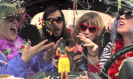 Tacocat 'Bridge to Hawaii' (video)
