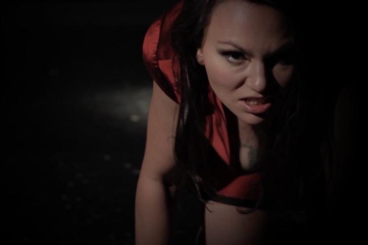 Tanya Tagaq 'Aorta' (video)