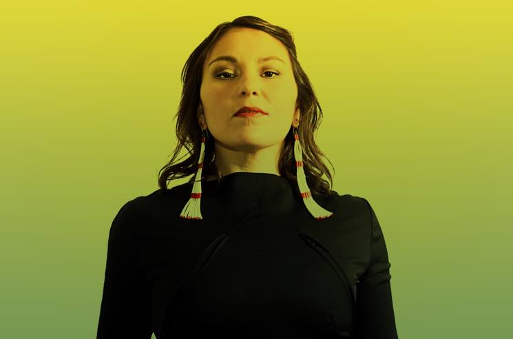 ​Tanya Tagaq  She the North
