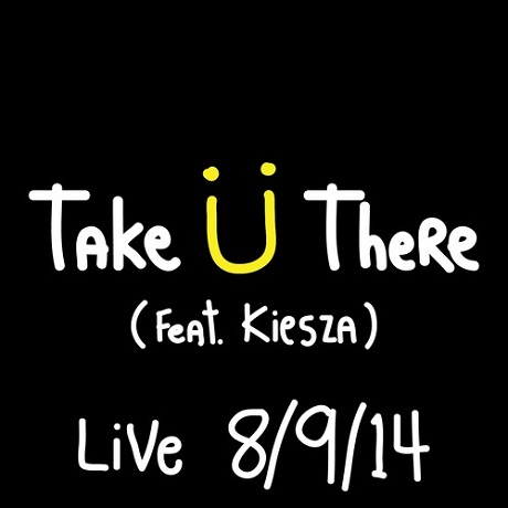 Jack Ü 'Take Ü There' (ft. Kiesza)