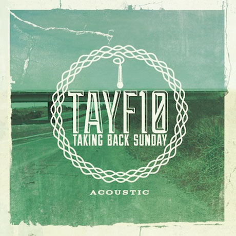 Taking Back Sunday Prep 'TAYF10' Acoustic Album and Film