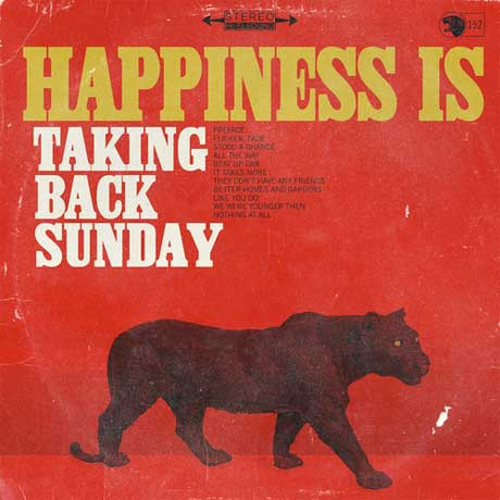 Taking Back Sunday Unveil 'Happiness Is'