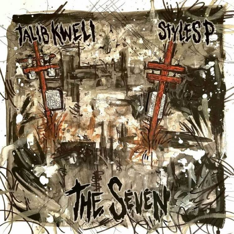 Talib Kweli & Styles P The Seven