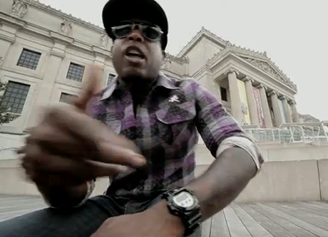 "Talib Kweli ""Push Thru"" (ft. Curren$y and Kendrick Lamar) (video)"