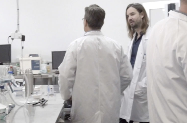 Tame Impala Seem to Be Using the COVID Vaccine as a Marketing Gimmick to Promote Their Tour
