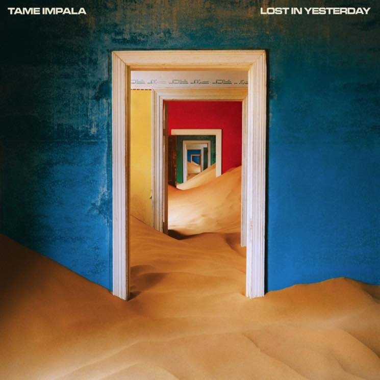"​Tame Impala Drop New Single ""Lost in Yesterday"""