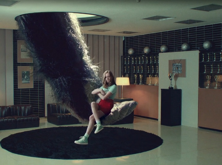 "Tame Impala ""The Less I Know the Better"" (video) (NSFW)"