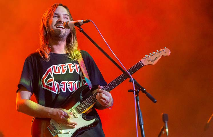 "Watch Tame Impala Perform ""On Track"" for Australian COVID-19 Relief Special"