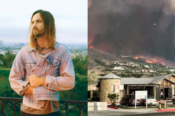Tame Impala's Kevin Parker Recalls Saving His New Album from California Wildfires
