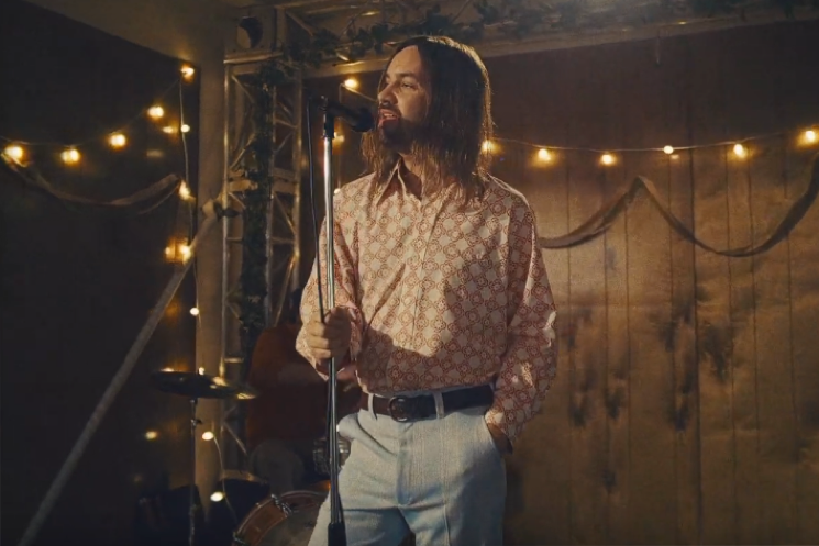 "Watch Kevin Parker Travel Back in Time with Tame Impala's ""Lost in Yesterday"" Video"