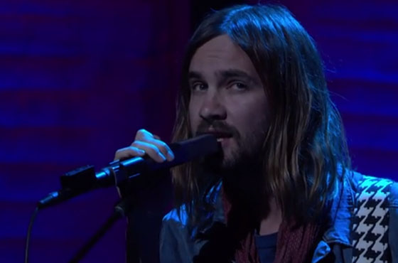 "Tame Impala ""Let It Happen"" (live on 'Conan')"
