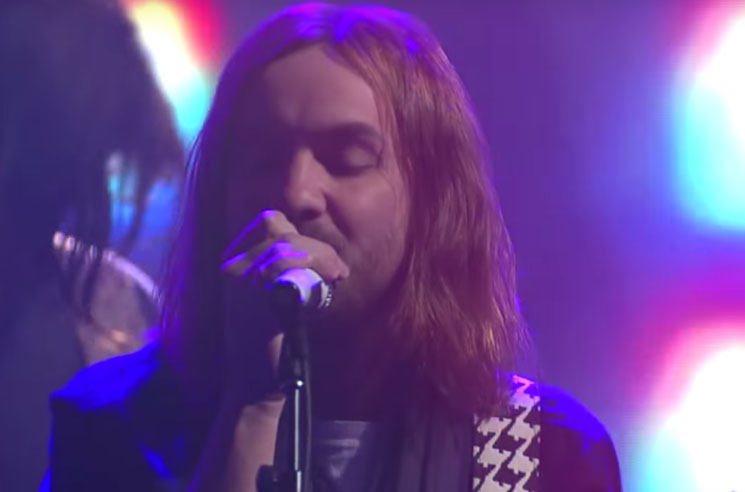"Tame Impala ""The Less I Know the Better"" (live on 'Colbert')"