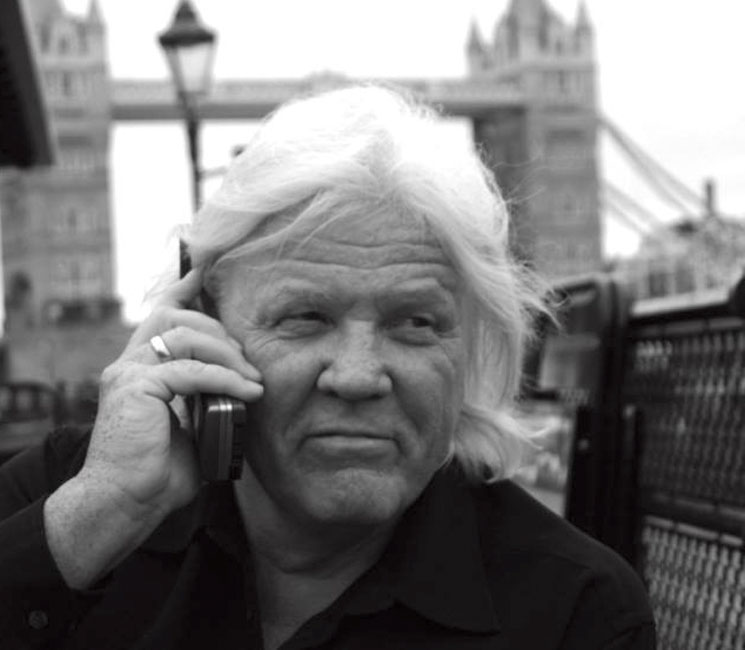 R.I.P. Tangerine Dream's Edgar Froese