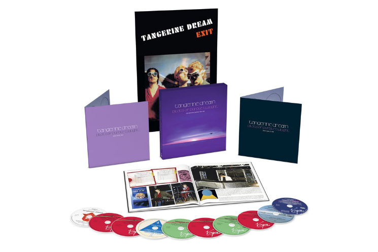 Tangerine Dream Announce 'Pilots of the Purple Twilight' Box Set