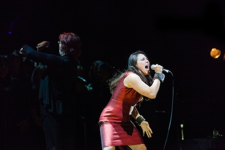 Polaris Music Prize Gala 2014 with Tanya Tagaq, Jessy Lanza, Shad The Carlu, Toronto ON, September 22