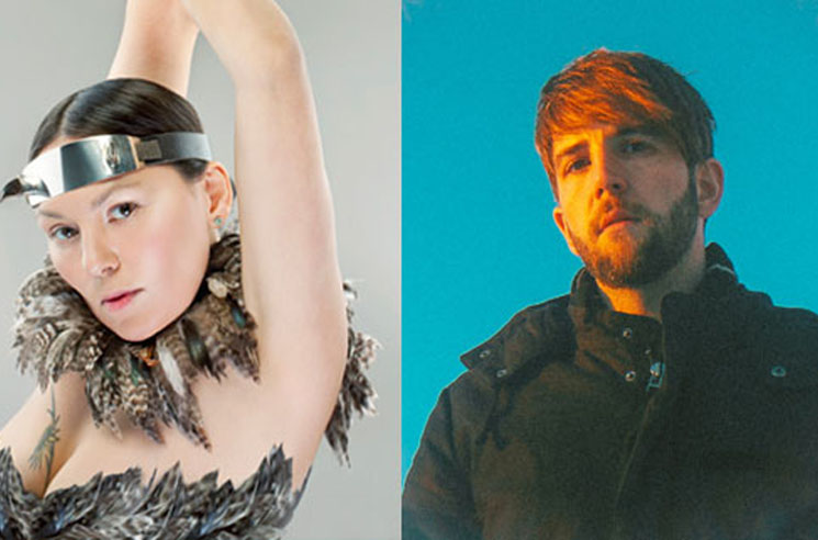 "Tanya Tagaq and Owen Pallett Team Up for ""Live at Massey Hall"" Show"