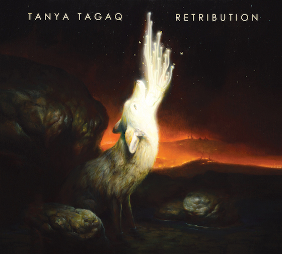Tanya Tagaq 'Retribution' (album stream)