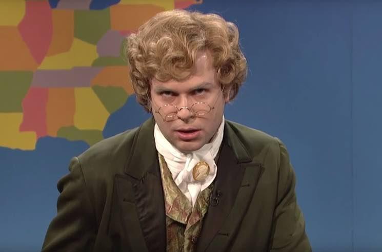 Former 'SNL' Cast Member Taran Killam Joins 'Hamilton'