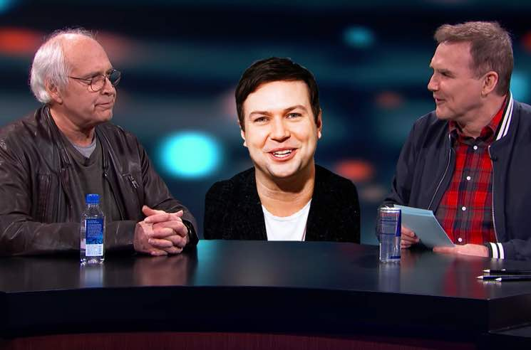Taran Killam Responds to Everything Grumpy Old Man Chevy Chase Hates About 'SNL'