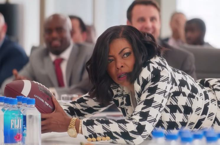 ​Watch Taraji P. Henson Reimagine Mel Gibson's Role in 'What Men Want' Red Band Trailer