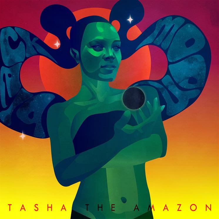 ​Stream Tasha the Amazon's New Album 'Black Moon'