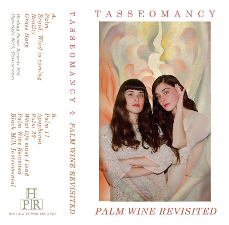 Tasseomancy 'Palm Wine Revisited' (album stream)