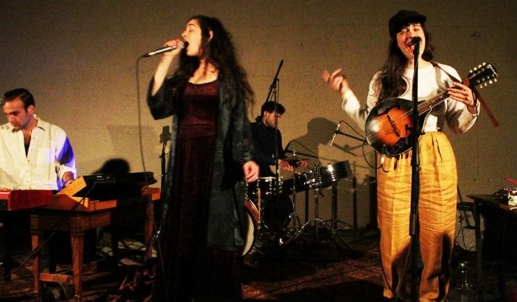 Tasseomancy Halifax Music Co-op, Halifax NS, May 24