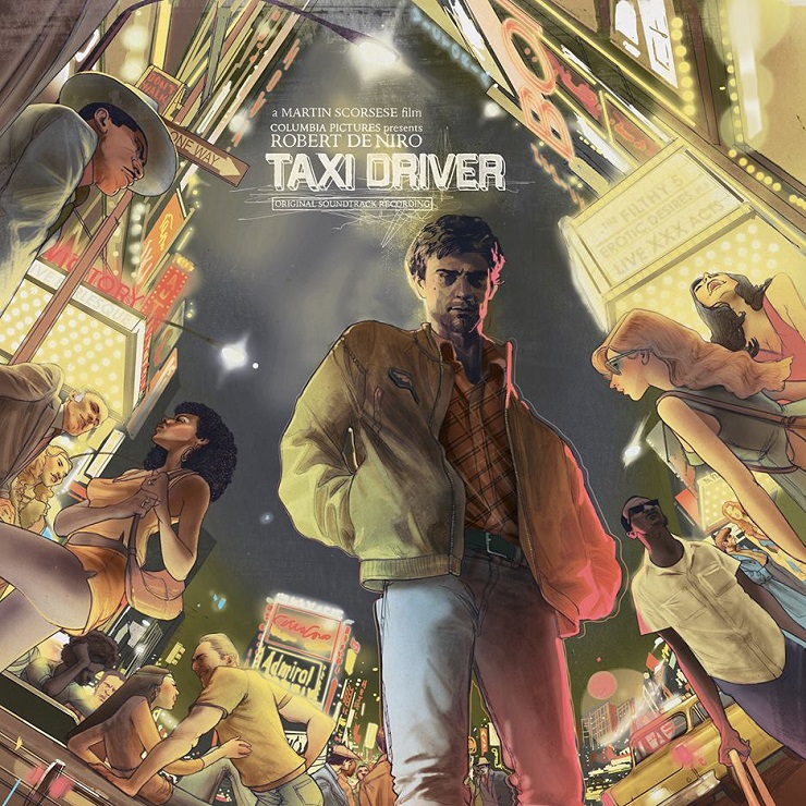 'Taxi Driver' Soundtrack Getting Treated to 40th Anniversary Vinyl Release