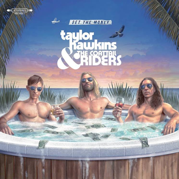 ​Taylor Hawkins Gets Members of Foo Fighters, Queen, Guns N' Roses for New Solo Album