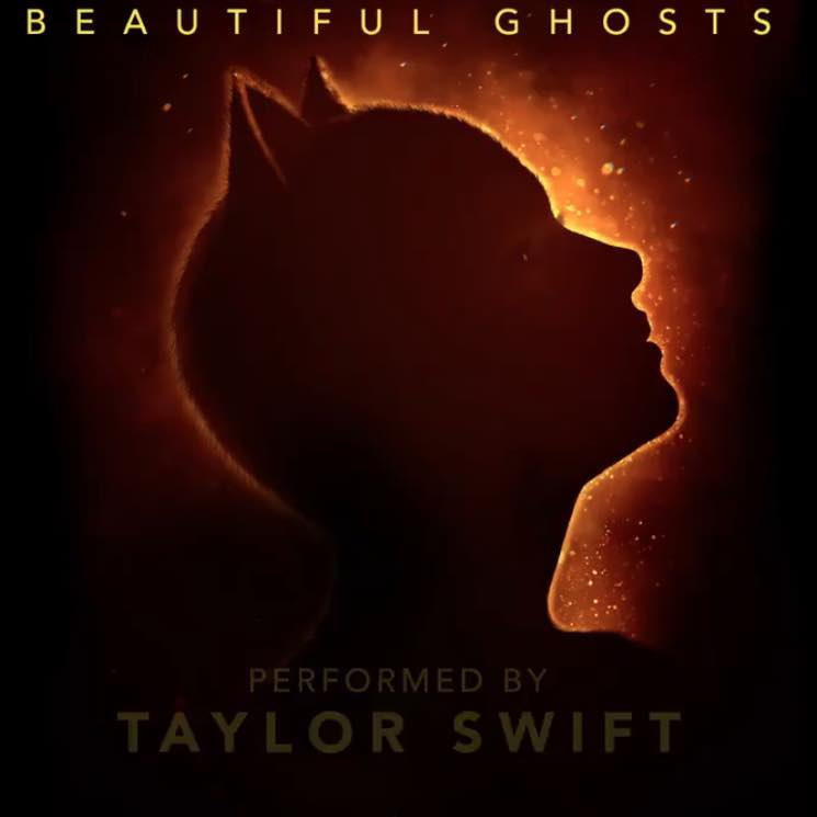 Here's Taylor Swift's New 'Cats' Song 'Beautiful Ghosts'