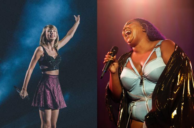 ​Taylor Swift's Fans Are Actually Getting Along with Lizzo's Fans