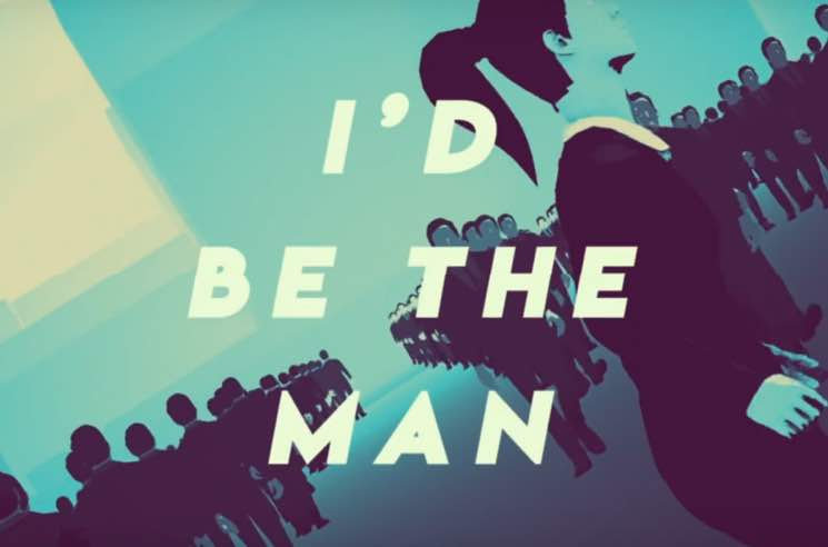 "​Taylor Swift Delivers ""The Man"" Lyric Video"