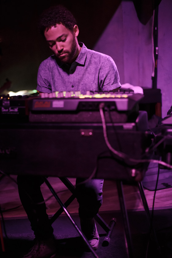 Taylor McFerrin Alexander, Vancouver BC, March 1