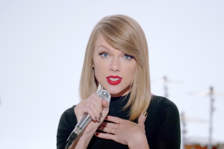 "Taylor Swift Faces $42 Million Lawsuit over ""Shake It Off"""
