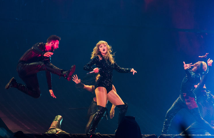 Taylor Swift / Camila Cabello / Charli XCX Rogers Centre, Toronto ON, Aug 3