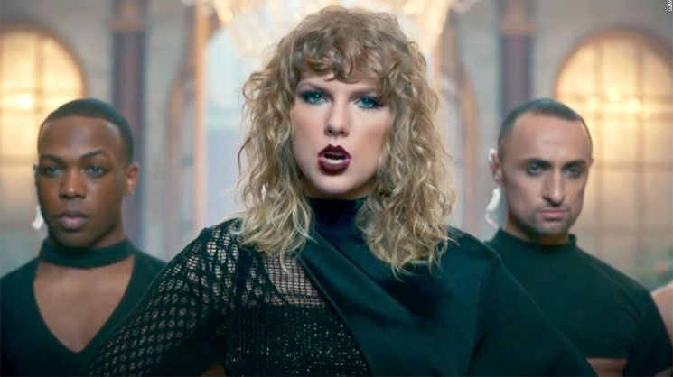 ACLU Backs Blogger Who Links Taylor Swift to White Supremacy